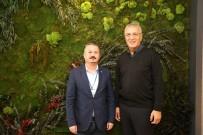 KURBAN BAYRAMı - Başkan Tarhan Açıklaması 'Üreticilerimize Öncülük Ettik'