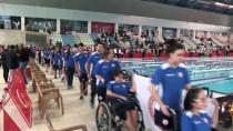 Bedensel Engelliler Yüzme Türkiye Şampiyonası Başladı