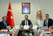 KALİFİYE ELEMAN - Bilecik İl İstihdam Ve Mesleki Eğitim Kurulu Toplandı