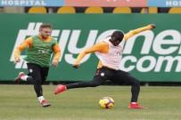 AHMET ÇALıK - Galatasaray, Göztepe Maçına Hazır