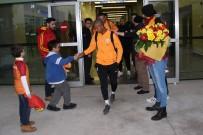 FERNANDO MUSLERA - Galatasaray İzmir'de