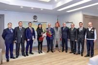 Gümrük Müdürlerinden Vali Demirtaş'a Ziyaret