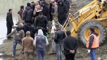 AFRİN - Kilis'te Kapak Tamiri İçin Baraja Giren Dalgıcın Kaybolması