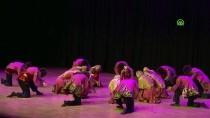 CEMAL REŞIT REY KONSER SALONU - Lezginka, Danslarıyla Büyüledi