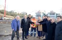 HALITPAŞA - Lokman Hekim Camii'nin Temeli Atıldı