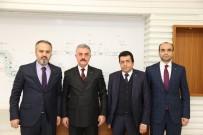 İSMET BÜYÜKATAMAN - MHP Genel Sekreteri Büyükataman'dan Aktaş'a Tam Destek