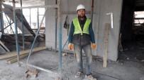 İNTIHAR - Suriyeli İnşaat İşçisinden Seyyar Satıcıyı Hayatta Tutan Hamle