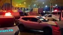 HITIT ÜNIVERSITESI - Pazarda Alışveriş Yaparken Kaza Kurşunuyla Yaralandı