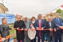 Soner Çetin Karahan Mahallesinde 3'Ncü Parkı Açtı
