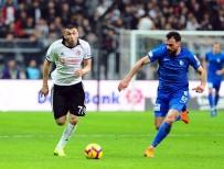 DOS SANTOS - Spor Toto Süper Lig Açıklaması Beşiktaş Açıklaması 0 - B.B. Erzurumspor Açıklaması 0 (İlk Yarı)