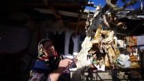 Toroslarda Kış Sofralarının Baş Tacı 'Kurutulmuş Et'