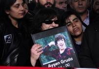 AYŞEN GRUDA - Usta oyuncu Ayşen Gruda'ya veda