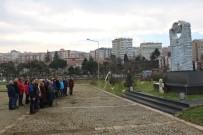 ZIGANA - 10 Yıl Önce Çığ Düşmesi Sonucu Ölen 10 Dağcı Trabzon'da Anıldı