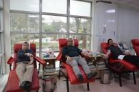 HÜSEYIN EROĞLU - Anadolu Gençlik Derneğinden Kan Bağış Kampanyası