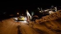 Ardahan'da Kar Ve Tipi Ulaşımda Aksamalara Neden Oldu