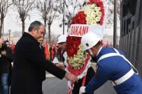 MEHMET ERDOĞAN - Atatürk'ün Gaziantep'e Gelişinin 86. Yıl Dönümü Kutlandı