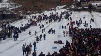AYDER - Ayder 'Kardan Adam' Şenlikleri Başladı