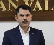 Murat Kurum - Bakan Kurum Antalya'daki Hasar Tespitini Açıkladı