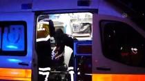 Balıkesir'de Tırla Otomobil Çarpıştı Açıklaması 3 Yaralı