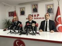 İSMET BÜYÜKATAMAN - Büyükataman Açıklaması 'Cumhur İttifakı, 31 Mart'ta Tarih Yazacak'