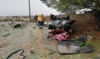 Çalıntı Otomobille Kaza Yaptı, Hayatını Kaybetti