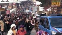 AYDER YAYLASI - 'Çamlıhemşin Ayder Kardan Adam Şenliği' Başladı