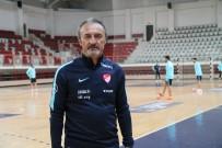 MEHMET YIĞIT - Futsal Milli Takımı Yalova'da Kampa Girdi