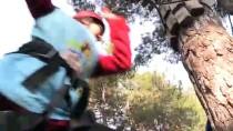 TIRMANMA DUVARI - Gençlik Kampıyla Eğlenceli Yarıyıl Tatili