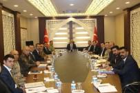 MUHAMMET FUAT TÜRKMAN - Hakkâri'de Seçim Güvenliği Toplantısı Yapıldı