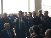 İspir'de MHP'ye Coşkulu Karşılama
