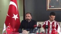 FATIH AKSOY - Sivasspor, Hugo Vieira İle Sözleşme İmzaladı