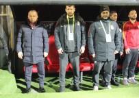AHMET ÇALıK - Spor Toto Süper Lig Açıklaması Göztepe 0 - Galatasaray 0 (İlk Yarı)
