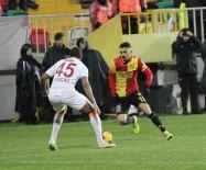 AHMET ÇALıK - Spor Toto Süper Lig Açıklaması Göztepe Açıklaması 0 - Galatasaray Açıklaması 1 (Maç Sonucu)