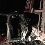 ÇAYıRHAN - Ankara'da korkunç kaza: 6 ölü