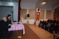 Arguvan'da Muhtarlar Toplantısı