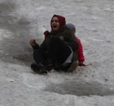 AYDER - Ayder'de Kar Festivali 'Kardan Adamsız' Geçti