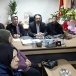 Ayvalık'ta Ak Parti İlçe Başkanı Hasan Kayaalp Yemen'i Unutmadı