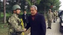 KARA KUVVETLERİ KOMUTANI - Bakan Akar Açıklaması 'Etkili Operasyonlarımız Ara Vermeksizin Devam Edecek'