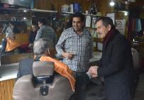 ESENTEPE - Başkan Ataç Esnaf İle Buluşmayı Sürdürüyor
