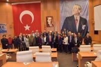 Başkan Çetin Açıklaması '5 Yıl Bize Işık Tuttunuz'