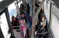 Bayılan Çocuk İçin Halk Otobüsünü Hastaneye Sürdü