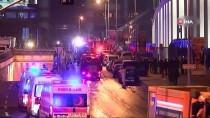BOMBALI ARAÇ - Beşiktaş Vodafone Stadyumu Ve Vezneciler Patlamalarına Karışan 3 Kişi Gözaltına Alındı