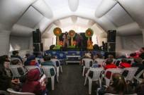KUKLA TİYATROSU - Buca'da Tatil Şenlik Gibi