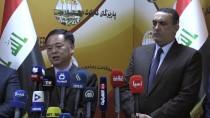 ÇIN HALK CUMHURIYETI - Çin Irak'ta Yatırım Yapmak İstiyor