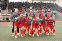 CİZRESPOR - Cizrespor Evinde Ankara Adliyespor'u 2-1 Yendi