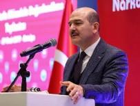 SABİHA GÖKÇEN HAVALİMANI - İçişleri Bakanı Soylu: Erzurum'da bir ton 535 kilo eroin yakalandı