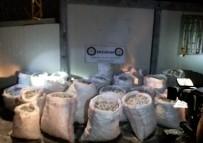 Erzurum'da 1 Ton 535 Kilo Eroin Ele Geçirildi