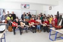 Hediye Enstrümanlarla 120 Öğrenci Müzikle Tanıştı