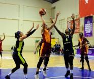 IŞIL ALBEN - Kadınlar Basketbol Süper Ligi Açıklaması Galatasaray Açıklaması 60 - Fenerbahçe Açıklaması 68