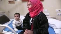 KAYNAR - Kaynar Sütle Yanan 1,5 Yaşındaki Çocuk Tedavi Altına Alındı